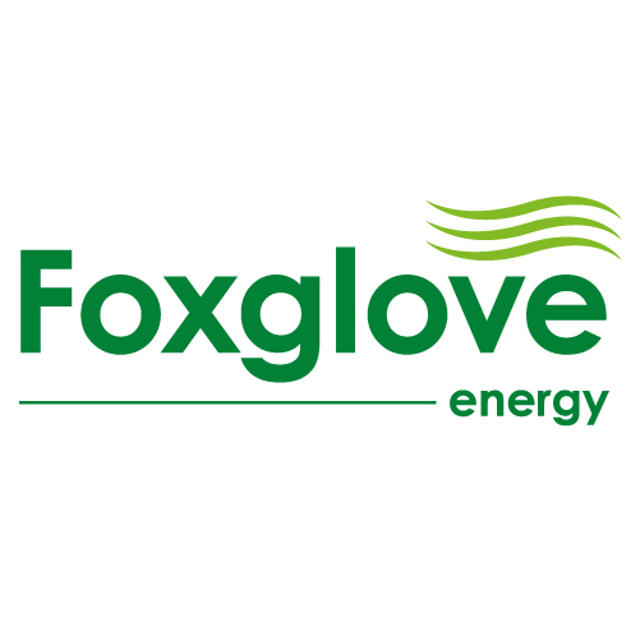 Foxglove Energy logo on Energylinx.co.uk
