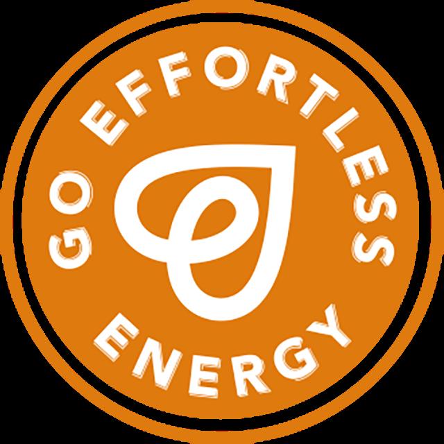 Go Effortless Energy logo on Energylinx.co.uk