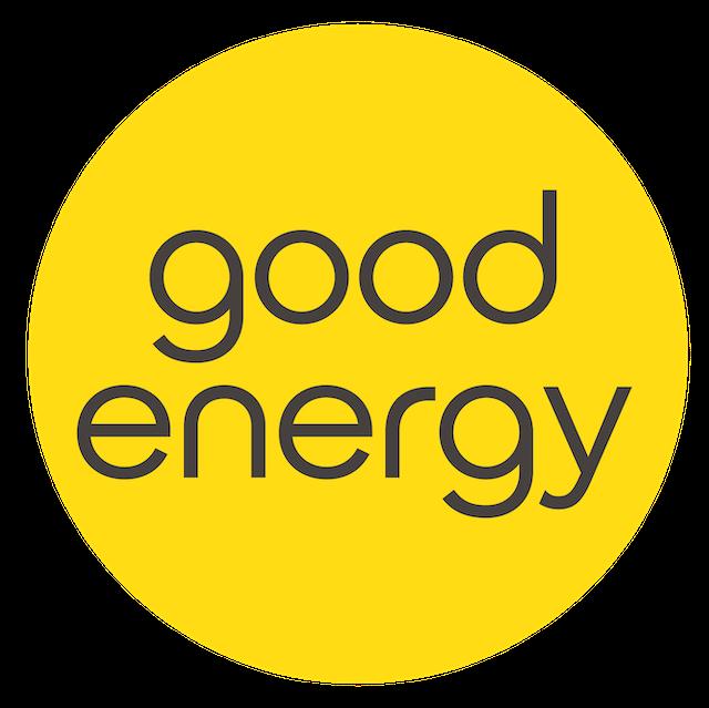 Good Energy logo on Energylinx.co.uk
