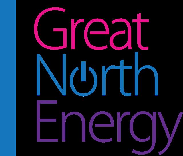 Great North Energy logo on Energylinx.co.uk