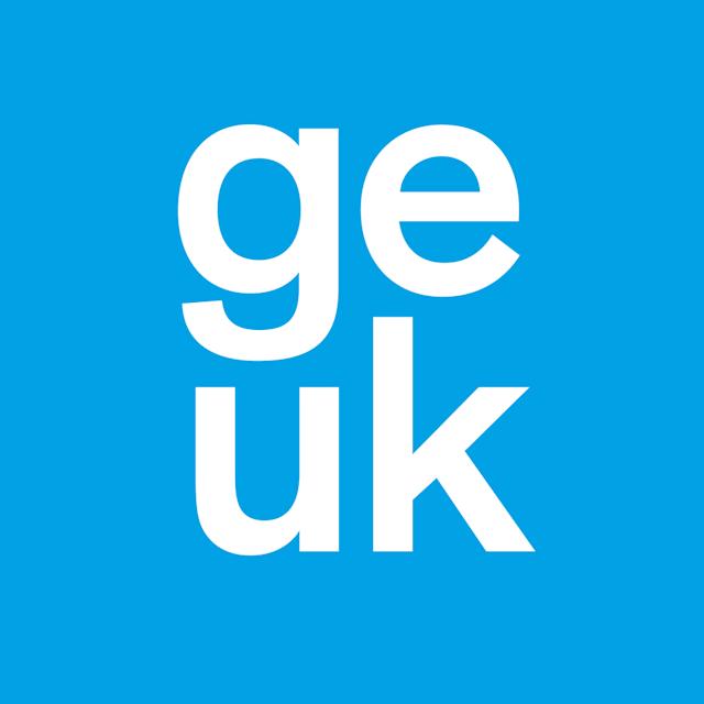 GEUK logo on Energylinx.co.uk