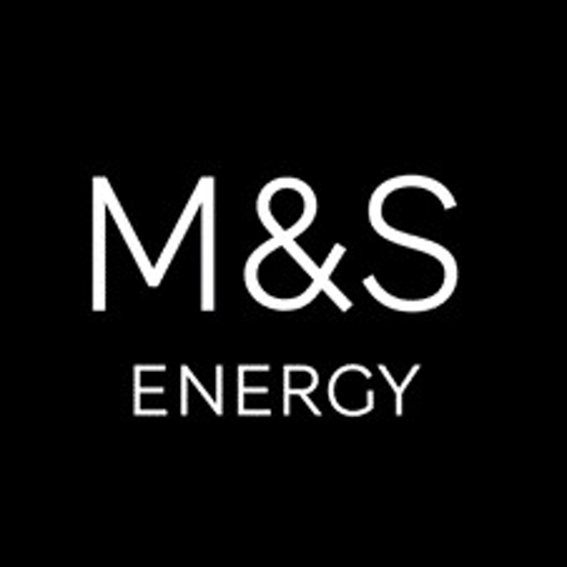 M&S Energy logo on Energylinx.co.uk