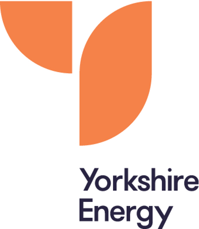 Yorkshire Energy logo on Energylinx.co.uk