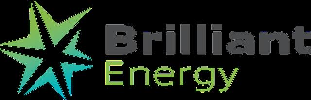 Brilliant Energy logo on Energylinx.co.uk