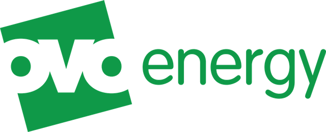 OVO Energy  logo on Energylinx.co.uk
