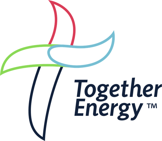 Together Energy logo on Energylinx.co.uk