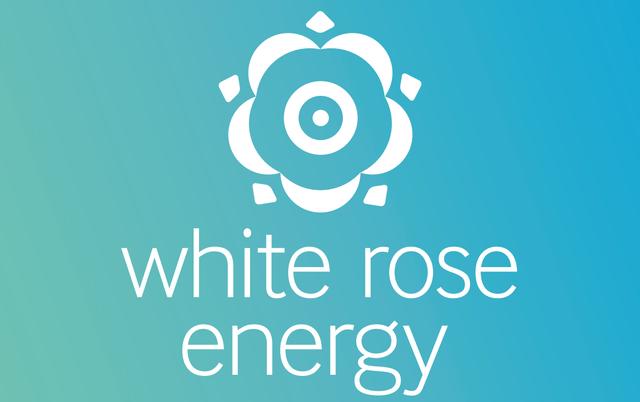 White Rose Energy logo on Energylinx.co.uk